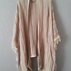 Boho Knit Sweater